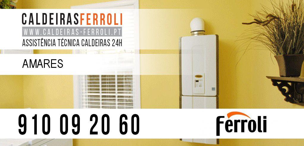Assistência Caldeiras Ferroli Amares