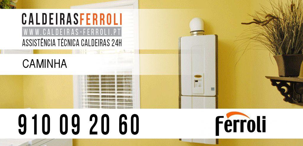 Assistência Caldeiras Ferroli Caminha
