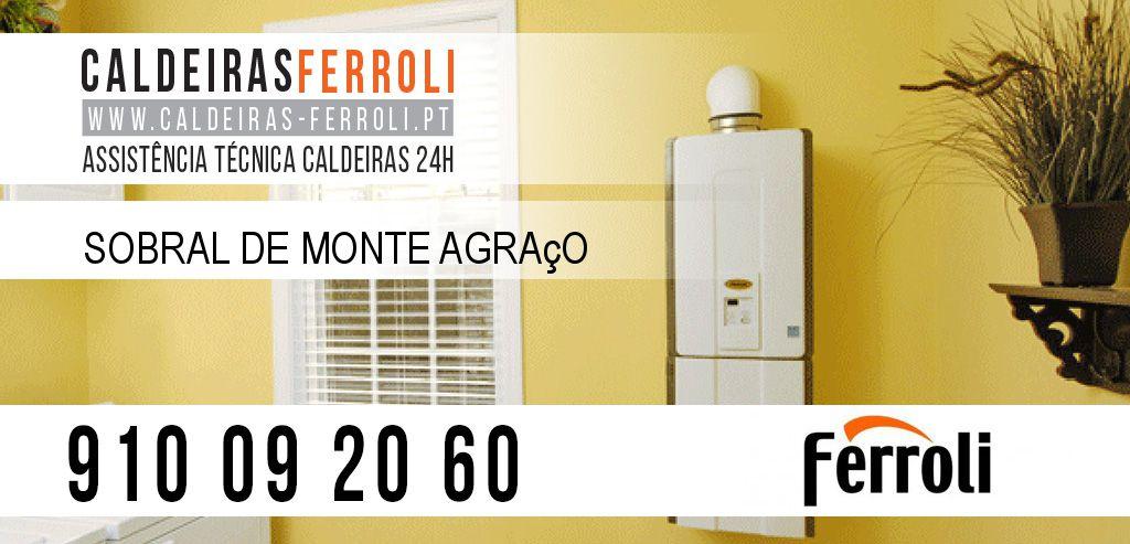 Assistência Caldeiras Ferroli Sobral de Monte Agraço